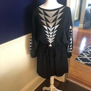 Silk Parker Dress M
